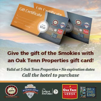 oak tenn gift card