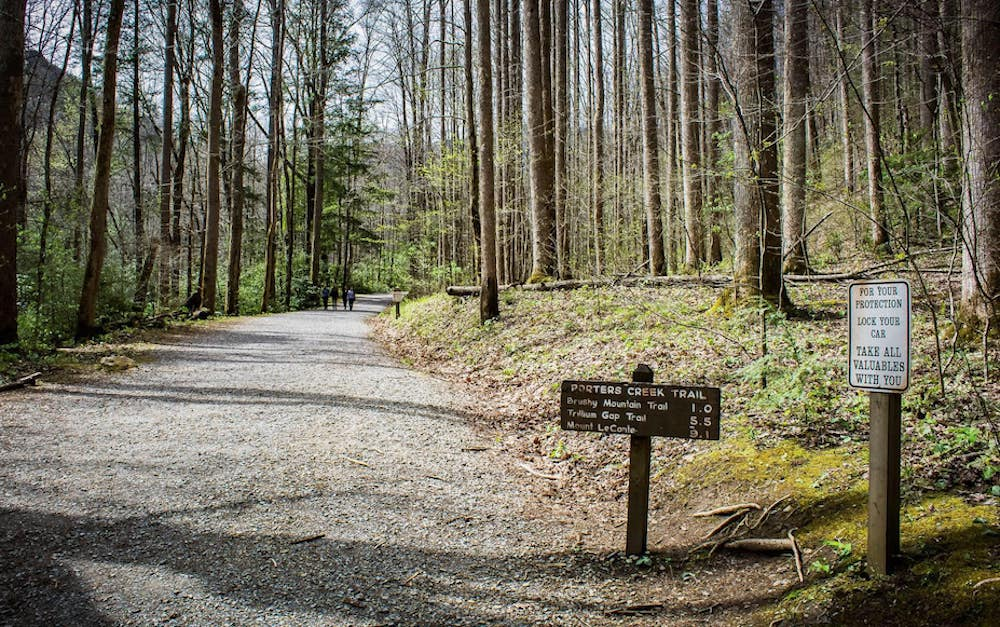 family friendly hiking trails in smoky mountains