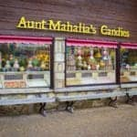 aunt mahalia's candies in Gatlinburg