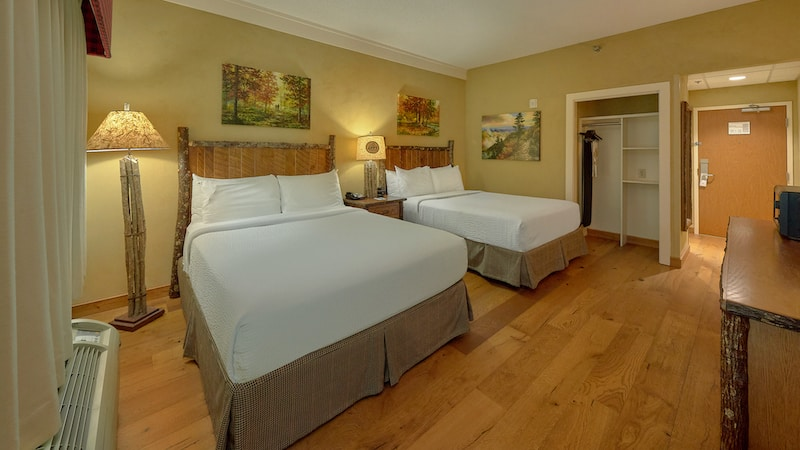 Comfortable Guests Rooms